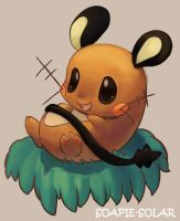 Dedenne by Bukoya-Star
