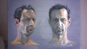 Life portrait practise by jimstew