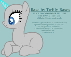 MLP Base 296 by Twiily-Bases