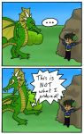Grimm Fairy Fails: Picky Dragons pt 2 by PuddingValkyrie