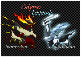 The Odysso Legends by SteveO126