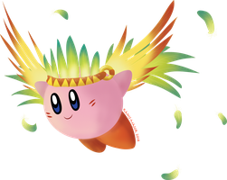 Wing Kirby by Kosmotiel