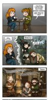 Week In Skyrim by Isriana