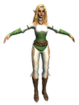 Divinity: Dragon Commander - Elf Princess02 by deant01