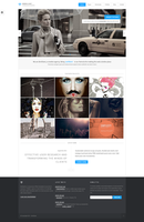 Brrrilliant - Responsive HTML5 Template by xkaarux