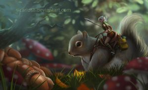 How To Train Your Squirrel by Sicarius8
