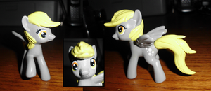 MLP: Friendship is Magic - CUSTOM Derpy Hooves 2 by UniqueTreats