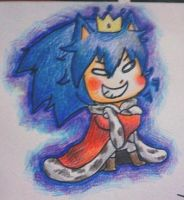 sonic, king ver. by chellchell