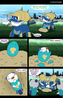 A Journey Begins: Page 3 by Fishlover