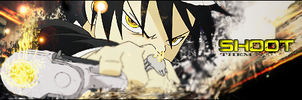 Soul Eater signature by acesoontobefamous