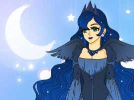 Princess Luna by Sailor-Serenity