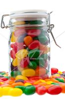 Jelly Bean Jar by brish08