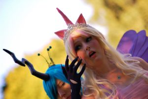 MLP:FiM - In the Darkness by Eli-Cosplay