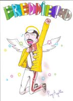 Happy Birthday, Maestro Mercury!!! by LvKO-King