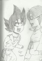 Goten and Trunks by Ardhamon