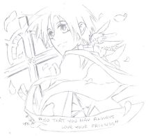 Teito -Pencil- by MoPotter