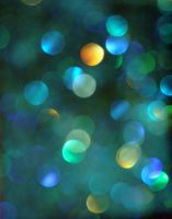 aqua bokeh by miss-deathwish-stock