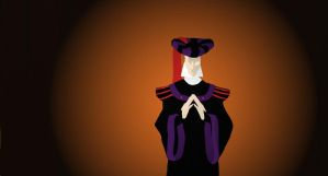 Count Frollo by hankered-waistline