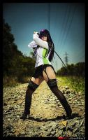 Saeko II by jkdimagery