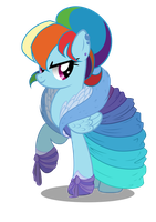 Rainbow Dash by ErikaDaniel98