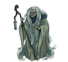Crone by Dee-Baby