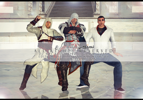 Oppa Creed Style! by LaceWingedSaby