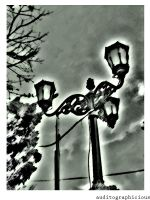 forgotten lamp by auditographicious