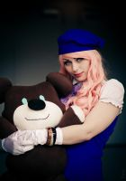 Put A Smile On My Face Kuma by OppositeCosplay