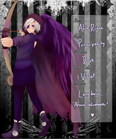 SS: Alin Rione by prince-buggy