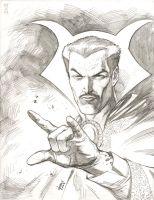 Dr Strange by FlowComa