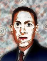 H. P. Lovecraft by HELLemFIRE93