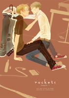 Rockets chapter 7 part 2 by hakuku