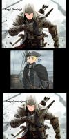 Kenway's family by Fanatic-Fairy