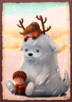 Children Illustration full tutorial by liransz