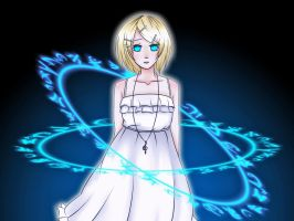 Rin Kagamine: Requiem of the spinning world by raisuke143