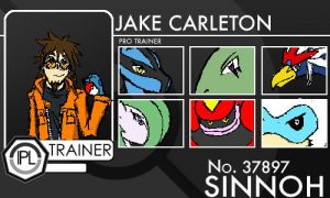 Trainer Card Update by Dreamaniacal