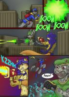 Sly Cooper: Thief of Virtue Page 297 by ConnorDavidson