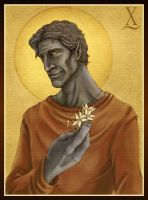 Saint of Hope by rmerry