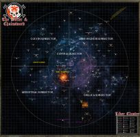 Liber Cluster Near Sectors Near Finish by M00nprophet