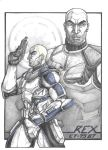 Captain REX by MelHell84