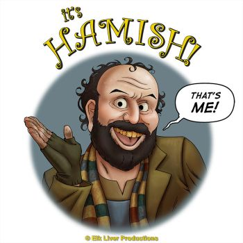 It's HAMISH! by zzleigh