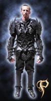 2nd Leather Armour Harness by Azmal