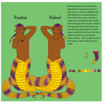 Ruukal and Rakael Twin Ref Sheet by Lunar-Haven-Studios