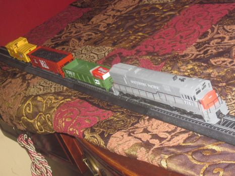 Ho scale model. by ajkiel91
