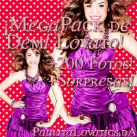 +Mega Pack! Demi Lovato! by PaulitaLovatics
