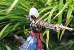Edward Kenway Statue by DOM098652