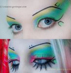 . before and after rainbow . by Countess-Grotesque