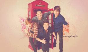 Wallpaper London BTR by alwaysbemybtr