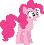 Pinkie Pie by SniperNero