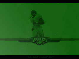 Michael Vick Wallpaper 2 by KevinsGraphics